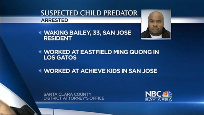 A San Jose man was charged today with sexually molesting two young girls and a developmentally disabled woman, according to the Santa Clara County District Attorney's Office.