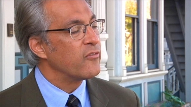 Ross Mirkarimi talks to NBC Bay Area's Jodi Hernandez about his 10-month ordeal and how he plans to move forward after being reinstated as San Francisco Sheriff.