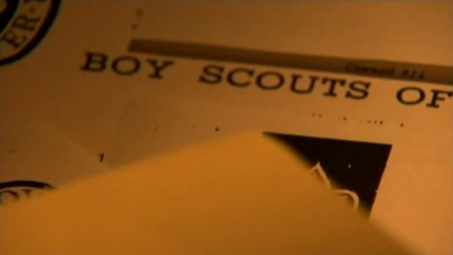 Thousands of confidential Boy Scout