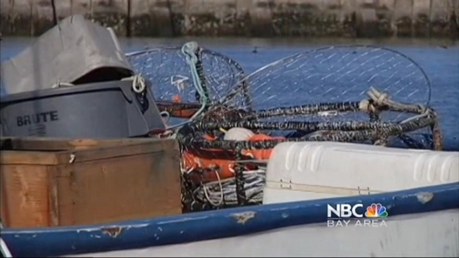 Fishermen and wholesalers are in a squabble about what to charge for crab in the Bay Area. Tuesday, they are back at the bargaining table again. NBC Bay Area's Sam Brock details what it would cost the fishermen each year if they were to lose 25 cents per pound.