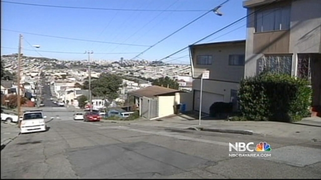 Two victims were found bound and gagged in San Francisco's Bayview District Sunday night. NBC Bay Area's Cheryl Hurd reports the San Francisco Police Department is still chasing leads and the identities of the two victims still haven't been released. The incident left 20-something male dead and a girl in her late teens in critical condition.