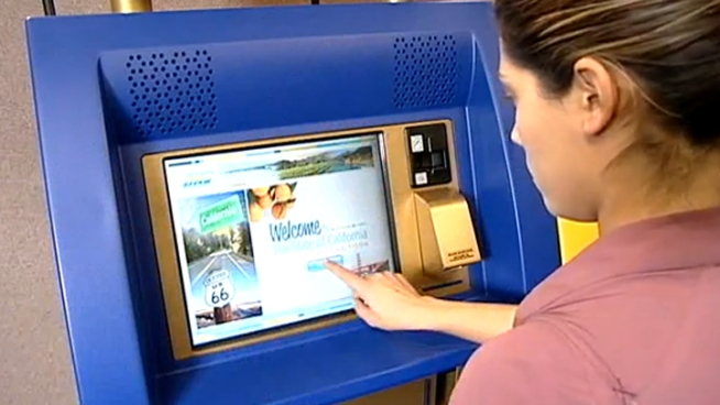 DMV Cuts the Line With Self-Service Kiosk