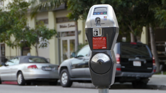 SF Meters Go High Tech