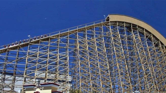 an analysis of problems of a roller coaster Grade 11 physics table of contents in  and solve simple problems in  a roller coaster train accelerates as it gains speed while rolling down a hill.