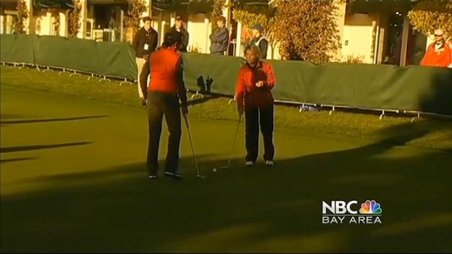 The 2013 AT&T Pebble Beach National Pro-Am is underway and it will last until Feb. 10. The mission is to pit the world's premier PGA Tour pro-am golfers with big names in sports and entertainment to raise money for charity.