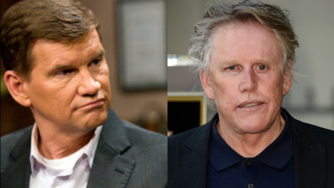 "Disgraced Pastor Ted Haggard in TV ""Wife Swap"" with Gary Busey"
