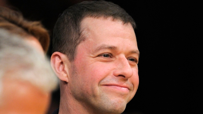 "Jon Cryer ""Jazzed"" About ""Two and a Half Men's"" Return"