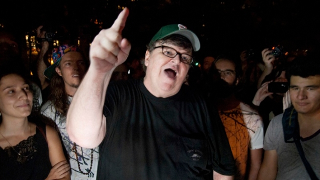 Michael Moore's Capitalism Comes to San Francisco