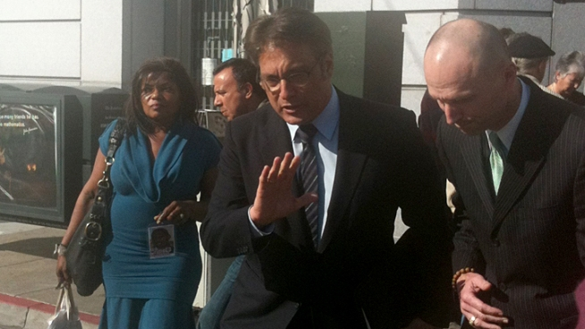 Ross Mirkarimi Moves to Block Wife's Statements
