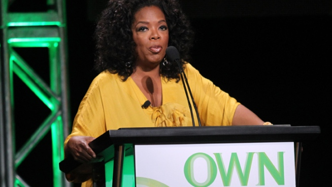 Oprah Winfrey's OWN Sued for Sex Discrimination