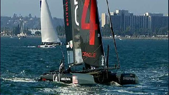 Occupy the Bay Could Disrupt America's Cup