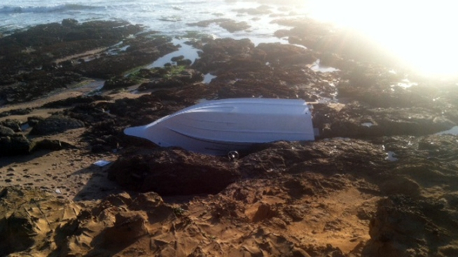 Boat Capsizes Off Pigeon Point, Two Fishermen Missing