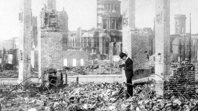 The Great 1906 San Francisco Earthquake