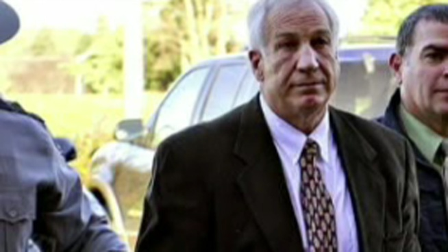 Jerry Sandusky's attorney, along with a lawyer for one of his victims are speaking out after the former coach's statements to Penn State radio.