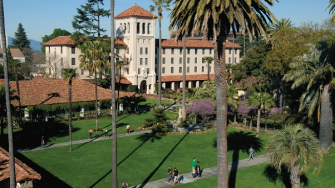 Woman Assaulted at Santa Clara University