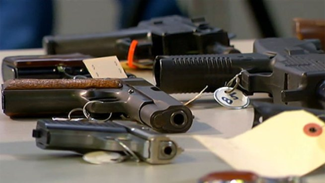 Gun Buyback Nets 24 Assault Weapons