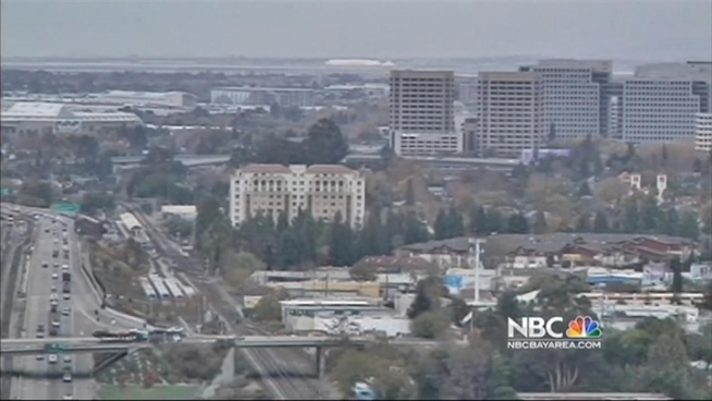 The San Jose skyline could look significantly different in the future if a F.A.A. study deems it safe.