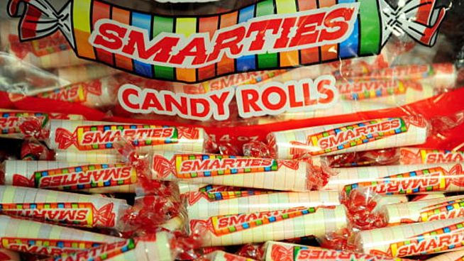 Kids Smoking Smarties Not So Sweet