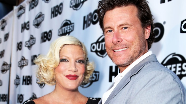 Tori Spelling Hospitalized for Complications from C-Section