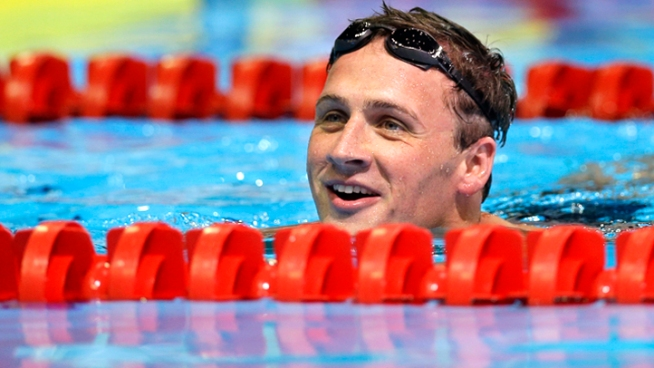 Lochte Beats Phelps in Trials Showdown