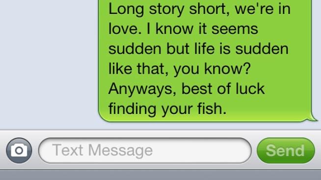 Text Break Up Quotes: Creative But Cruel: New App Sends Breakup Texts