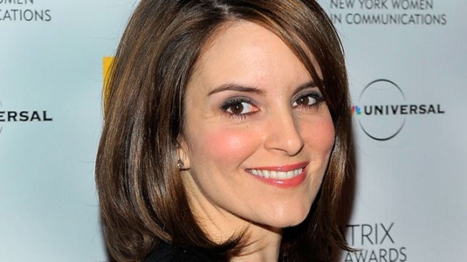 "Tina Fey: ""I'm Barely A Professional Actor"""