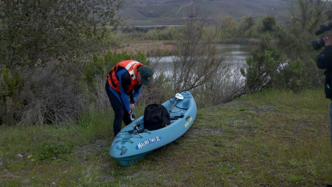 Investigators are taking trained dogs to Northern California waterways Wednesday in search for missing teen Sierra LaMar.
