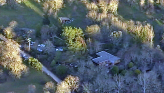 A gruesome discovery in rural Sonoma County Tuesday after someone found multiple victims inside a home.