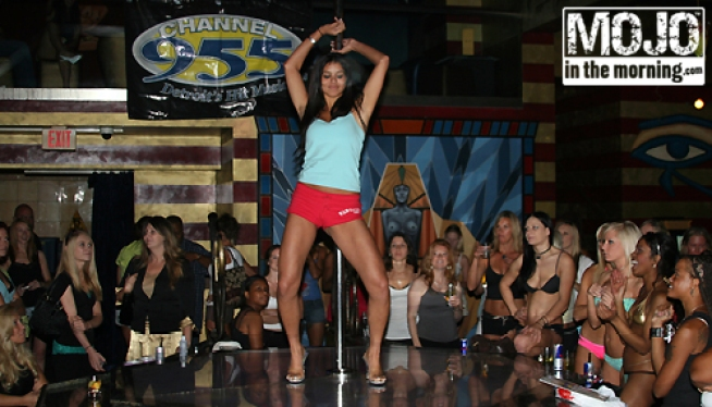 Miss USA Pole-Dancing Photos Surface