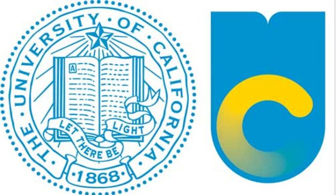After 144 years with the same logo, the University of California has decided it's time for a new look -- one that's more modern and more, well, Californian. Many people don't like it. Some say it looks like a toilet. Monte Francis reports.