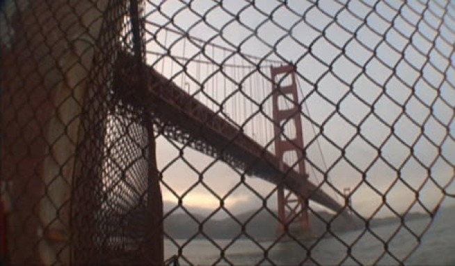 Golden Gate Bridge officials have approved a plan for a suicide