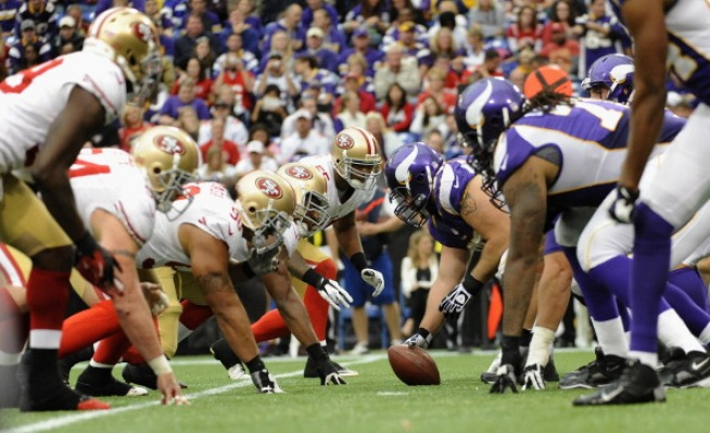 49ers Fall to the Vikings