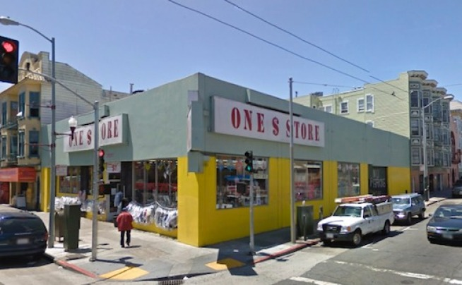 Mission Dollar Store Gets the Condo Treatment