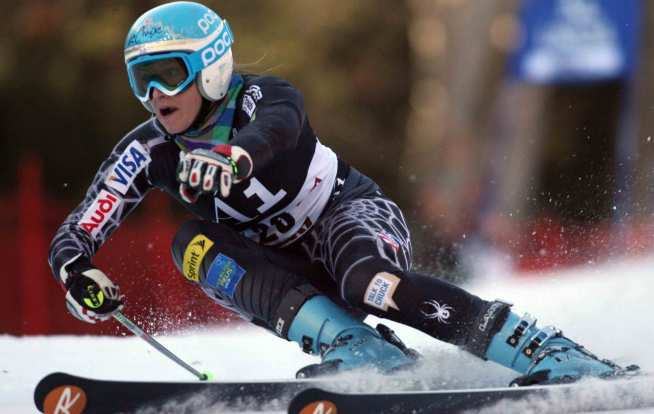Squaw Valley Olympian Designs Gold Medal Workout