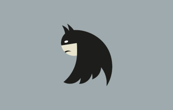 The Secret of Twitter's New Logo: It's Batman