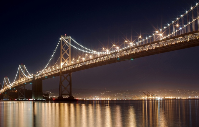 Bay Bridge Opens Early