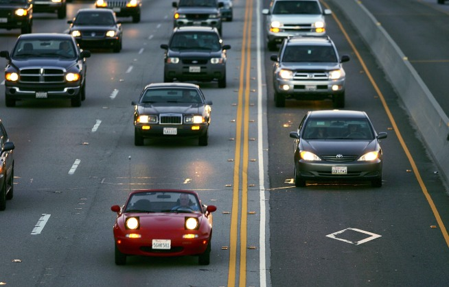 Driving Solo in the Carpool Lane? There's a Toll for That