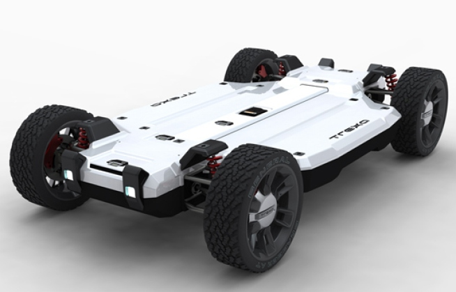Build Your Own Electric Car With the Trexa platform