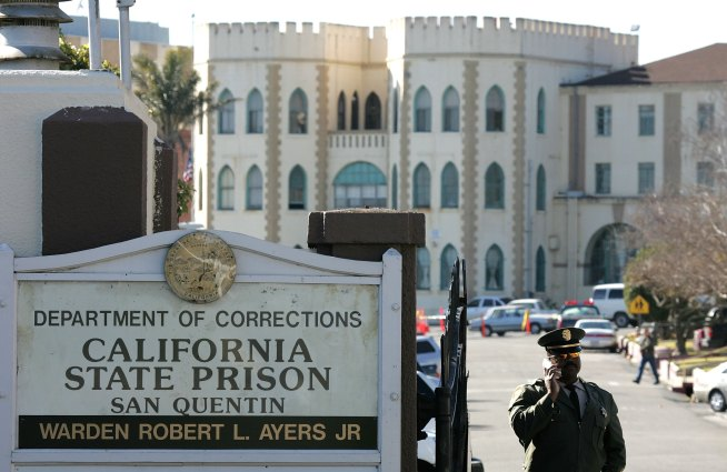 Shakespeare Visits San Quentin