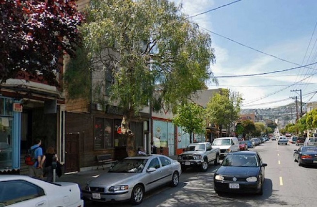 Noe Valley's 24th Street Wants to Look Like a More Perfect Union