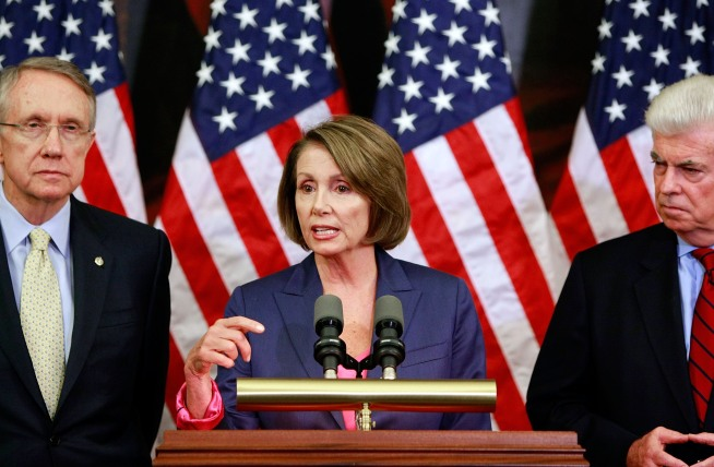 Pelosi Heads To Detroit on Economic Mission