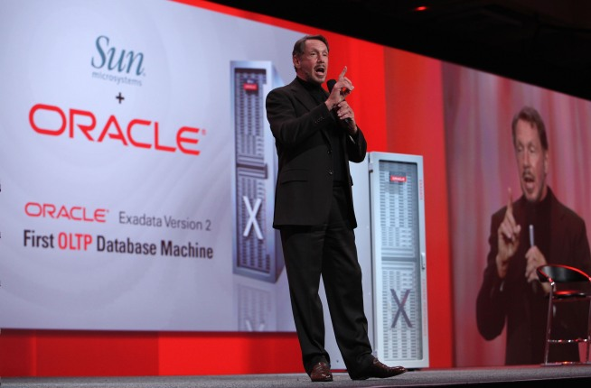 "Oracle Wants to Charge $9,000 for ""Free"" Download"