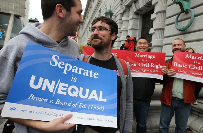 Vocal Prop 8 Proponent Changes Tune