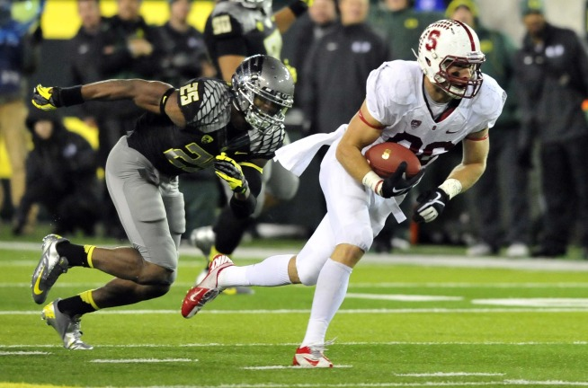 Stanford's Zach Ertz Headed to the NFL
