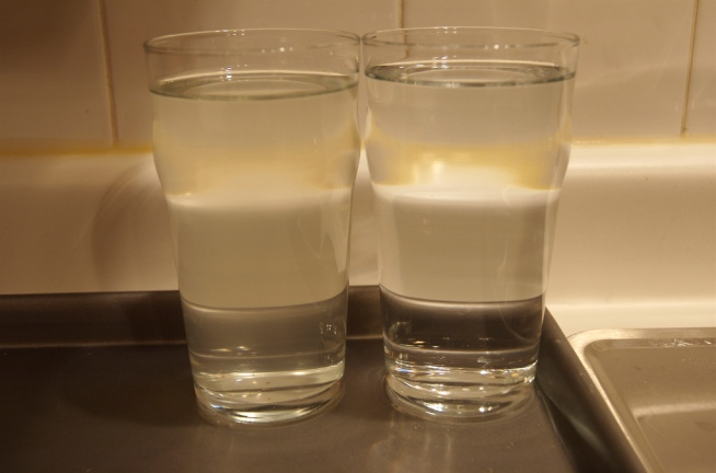 """Milky"" Tap Water No Reason for Concern"