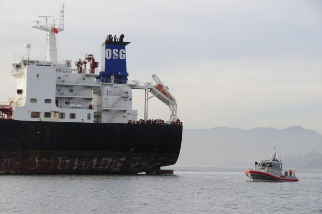 An environmental group is seeking to close a loophole in best maritime practices, a day after an oil tanker nicked the base of the Bay Bridge. Deb Self, executive director of San Francisco Baykeeper, noted that the Bay Bridge is not on a list of nine