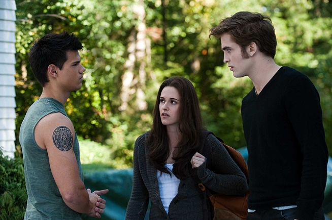 """Twilight"" Guys Talk Rap Dreams, Girlfriends With Oprah"