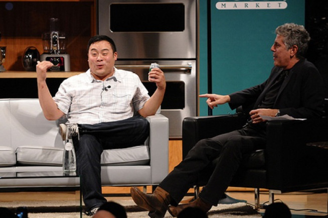 Celebrity Chefs Reignite East Coast-West Coast Rivalry