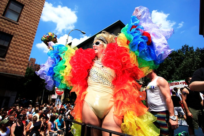 PHOTOS: Gay Pride Parade