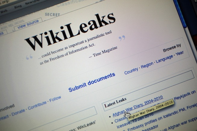 Report: WikiLeaks Suspect Raged on Facebook
